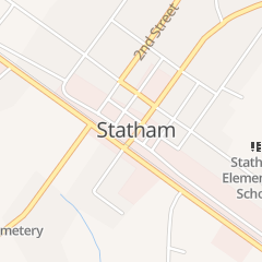 Directions for Subway in Statham, GA 1922 Railroad St