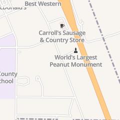 Directions for TURNER LANE APTS in Ashburn, GA 600 Sylvia Dr