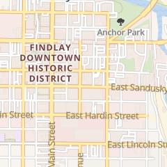 Directions for Creative Hair Design in Findlay, OH 212 E Sandusky St