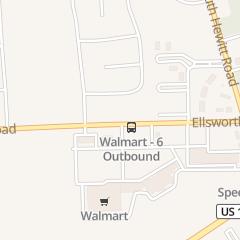 Directions for Metro Quick Pick Airport Transportation in Ypsilanti, MI 2420 Ellsworth Rd