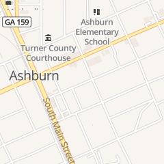 Directions for Kc Nails in Ashburn, GA 221 E Monroe Ave
