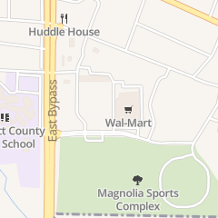 Directions for Happy Nails in Moultrie, GA 607 Veterans Pkwy S