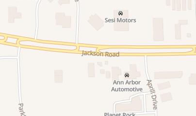 Directions for Tan Dark in Ann Arbor, MI 3933 Jackson Rd