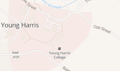 Directions for Hurtubise Karen LMT in Young Harris, GA 5149 College St