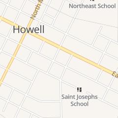 Directions for Tax Master in Howell, MI 121 S Barnard St Ste 2