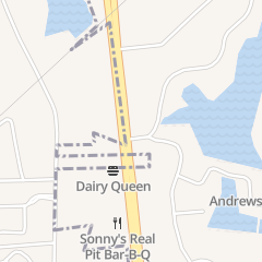 Directions for A New You in Thomasville, GA 14538 Us Highway 19 S
