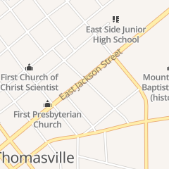 Directions for Nu Image in Thomasville, GA 344 E Jackson St