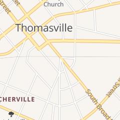 Directions for U-Haul Neighborhood Dealer in Thomasville, GA 402 S Broad St