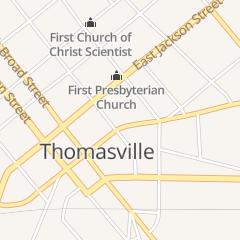 Directions for Bain Auto Service Center in Thomasville, GA 201 Remington Ave