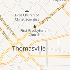 Directions for Synovus Financial Services in Thomasville, GA 101 S Crawford St