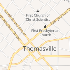 Directions for The PLACE in Thomasville, GA 131 E Jackson St