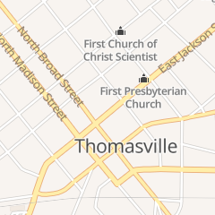 Directions for Quirky Perks in Thomasville, GA 123 E Jackson St