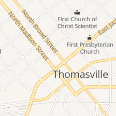 Directions for Christian Science Reading Room in Thomasville, GA 117 N Broad St