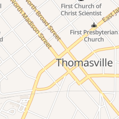 Directions for New Image in Thomasville, GA 111 W Jackson St