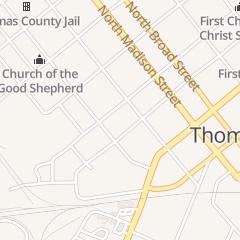 Directions for Braceys of Thomasville in Thomasville, GA 300 W Jefferson St