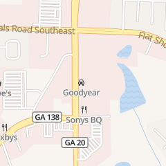 Directions for Goodyear in Conyers, GA 1820 Highway 20 Se