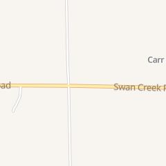 Directions for Dorsey Company in Saginaw, MI 5954 Swan Creek Rd
