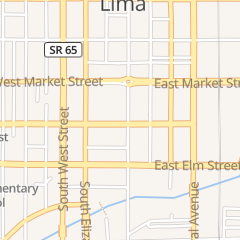 Directions for Lima Allen County Chamber of Commerce in Lima, OH 147 N Main St