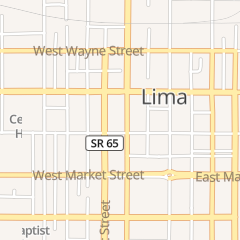 Directions for Wcoil in Lima, OH 215 N Elizabeth St