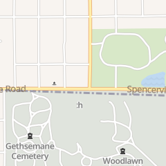 Directions for Adrian Gabbiano & Designing Associates in Lima, OH 850 S Woodlawn Ave