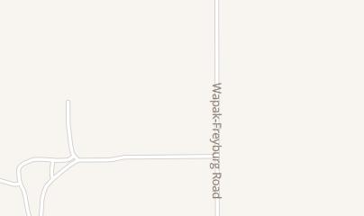 Directions for Healing Arts Center in Wapakoneta, OH 13185 Wapakoneta Freyburg Rd
