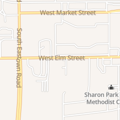 Directions for E Nails in Lima, OH 3119 W Elm St