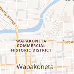 Directions for Take It From the Top in Wapakoneta, OH 26 E Auglaize St