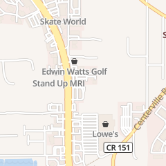 Directions for Hair Apparent in Tallahassee, FL 2417 Mill Creek CT Ste 1