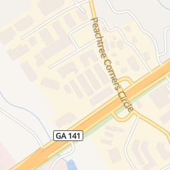 Directions for Electrical Power Systems in Norcross, GA 6679 Peachtree Industrial Blvd Ste H