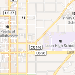 Directions for One Eighty Consulting in Tallahassee, FL 413 N Meridian St