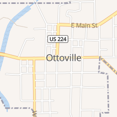 Directions for The Gentry in Ottoville, OH Po Box 224