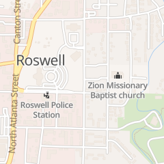 Directions for Roswell Cultural Arts Center in Roswell, GA 950 Forrest St
