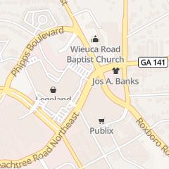 Directions for Nail Elite in Atlanta, GA 3500 Peachtree Rd NE Ste J3A