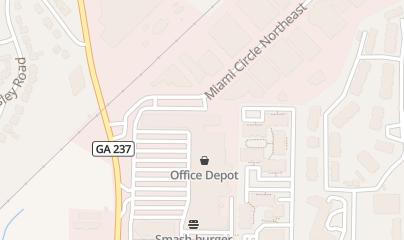 Directions for SRU Carpet Cleaning & Water Damage Restoration of Atlanta in Atlanta, GA 631 Miami Cir NE Ste 17
