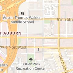 Directions for Chocolate Shop Inc in Atlanta, GA 374 Auburn Ave NE