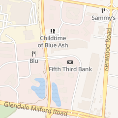 Directions for Rick J Sommer Attorney in Blue Ash, OH 4555 Lake Forest Dr Ste 100