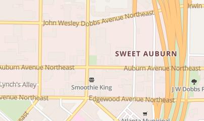 Directions for Mbar in Atlanta, GA 186 Auburn Ave NE