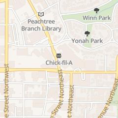 Directions for Binswanger in Atlanta, GA 1201 Peachtree St NE