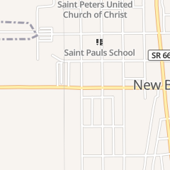 Directions for Walt's Barber Shop in New Bremen, OH 320 W Monroe St