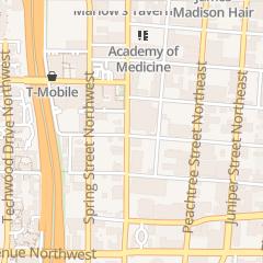 Directions for Nail Dynasty in Atlanta, GA 759 W Peachtree St NE Ste 103