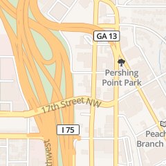 Directions for Center for Puppetry Arts Ticket Office in Atlanta, GA 1404 Spring St Nw