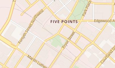 Directions for The Punch Line - Sandy Springs GA in Atlanta, GA Hilderbrand