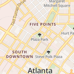Directions for Triple Play in Atlanta, GA 50 Upper Alabama St Sw