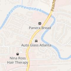 Directions for Nail Majic in Atlanta, GA 2221 Peachtree Rd NE