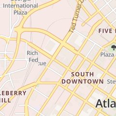 Directions for Aniz Inc Support Service Agency in Atlanta, GA 233 Mitchell St SW