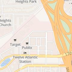 Directions for Nail Talk in Atlanta, ga 261 19th St NW