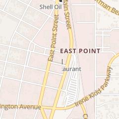 Directions for Jah World Trading Inc in Atlanta, GA 1611 White Way