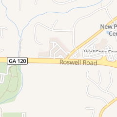 Directions for Cobb Endodontic Specialists in Marietta, GA 3535 Roswell Rd Ste 46