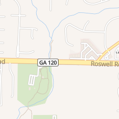 Directions for Hank Bradford Dr in Marietta, GA 3535 Roswell Rd