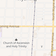 Directions for Wyoming Pastry Shop in Cincinnati, OH 505 Wyoming Ave